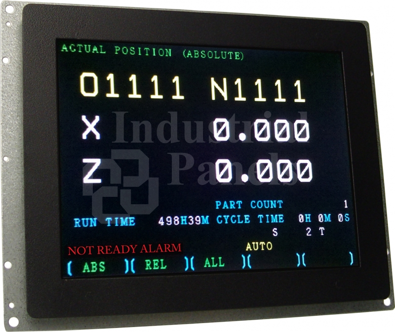 """New 14/"""" Color CRT for Industrial Process Control"""