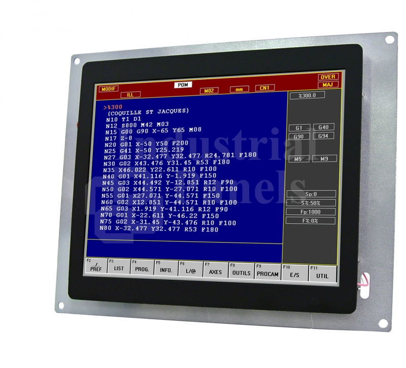 10 Quot Lcd Crt Replacement Monitor Industrial Panels