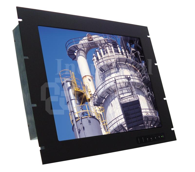 19 Inch Rack Mount Monitor Industrial Displays