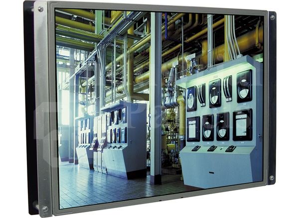 """20.1"""" INDUSTRIAL OPEN FRAME LCD MONITOR ..."""