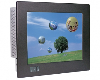 "10.4"" Fanless In Panel PC"