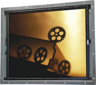 17 In Industrial Open Frame Monitor