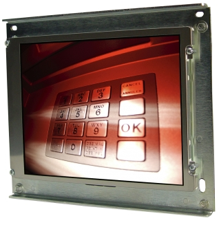 "8.4"" OPEN FRAME CHASSIS MOUNT INDUSTRIAL DISPLAY"