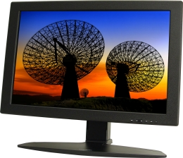 Tabletop Rugged LCD Monitors