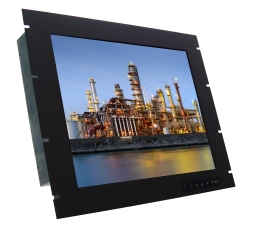 Rack Mount Industrial LCD Monitors
