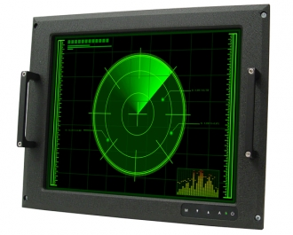"17"" RUGGED MODULAR FLAT PANEL DISPLAY"