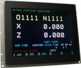 10 Inch Color LCD CNC Control Replacement Monitor