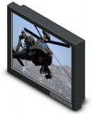"17"" COTS Wall Mount Rugged LCD Display"