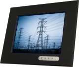 17 In Industrial Panel Mount Display