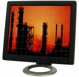 "19"" INDUSTRIAL GRADE DESKTOP DISPLAY - METAL ENCLOSURE"