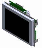 "5.7"" LCD Replacement For 6"" CRT Monitor"