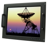 "17"" Industrial Rugged Modular Flat Panel Display"