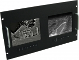 "8.4"" Dual LCD Grayscale Designed for FLIR"