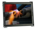 "15"" Open Frame Chassis Mount Industrial Display"
